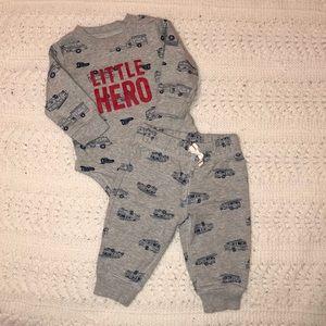 Carter's Little Hero Set